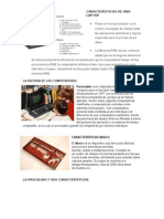 CARACTERÍSTICAS DE UNA LAPTOPa Laptop