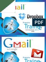 Aula de Gmail e Drpbox