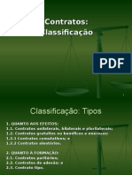 5 - 5 Aula - Classificacao dos Contratos.ppt