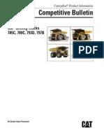 Boletin Competitivo Camiones Mineros Caterpillar -TEJB8063-01
