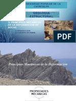 PRINCIPIOS MECANICOS DE LA DEFORMACION DE LAS ROCAS - copia.pptx