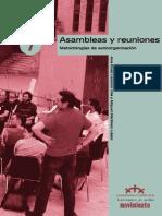 Asambleas y Reuniones-Ana Rosa Lorenzo Vila Miguel Martínez López