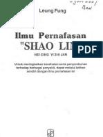 Ilmu Pernafasan Shaolin