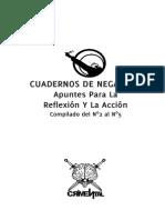 CUADERNOS DE NEGACIÓN