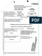 DWP-MWD Lawsuit
