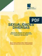Sexualidades Diversas feaps Canarias