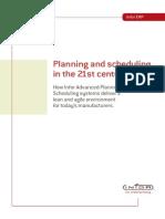 Top 7 Plan Schedule