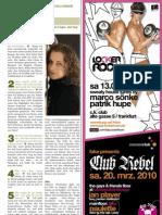 Szene ❚ Frankfurt ❚ Kolumne