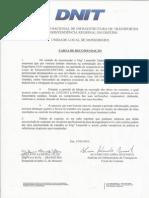Carta de Recomendação Leopoldo Couto