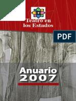 Anuario de teatro