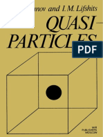 Quasi Particles Kaganov Lifshits