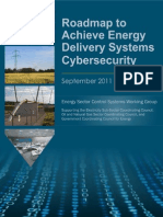 Energy Delivery Systems Cybersecurity Roadmap_finalweb