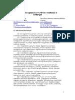 Praktinio Egzamino Vertinimo Metodai Ir Kriterijai2reg