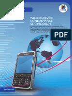 GCF & PTCRB Certification