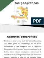Aspectos geográficos