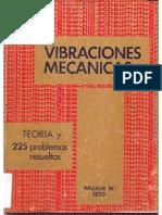 Vibraciones Mecánicas (Schaum) - William W. Seto - 1ed