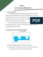 Materi Hydraulic