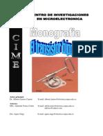 MONOGRAFÍA El Transistor Bipolar (Alberto Lastres)