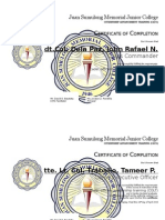 Certificatesdf