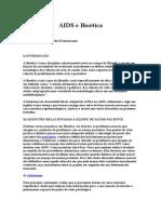 AIDS e Bioética Carlso Fernando Francisconi