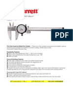 No. 120 Series Series Dial Calipers 120Z-9