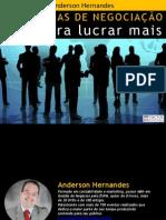 Anderson Hernandes - eBook Negociação
