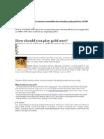 CNBC Dec4 Shamik Gold Interview