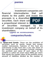 5. Investment Company