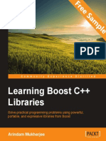 Learning Boost C++ Libraries - Sample Chapter