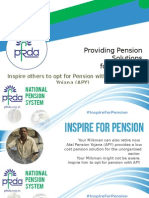 PFRDA - National Pension System - Inspire for Pension - 1