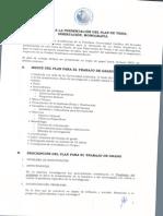 Guia para la presentacion del plan de tesis