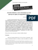 Alexandra Kollontai e o Amor-camaradagem