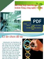 75977932 CN Sinh Tong Hop Interferon Va Interleukin