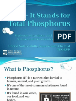 Total Phosphorus