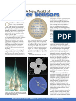 A New World of Fiber Sensors