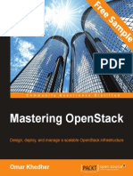 Mastering OpenStack - Sample Chapter