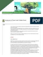 Introducción Al _Poder Oculto_ (Hidden Power) - Pokémon - Foros Nintendo Chile