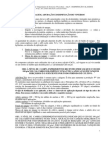 Piscicultura - Calagem e Adubação