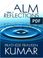 CALM REFLECTIONS - POET - PRATHEEK PRAVEEN KUMAR in PDF