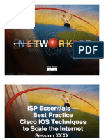 ISP Essentials 4 Operations Rev4