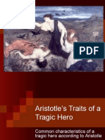 Aristotles Traits of a Tragic Hero--revised