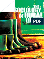 34426 the Sociology of Rural Life