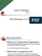 Suspension 1