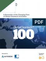 GCT100 Report Digital FINAL the Global Cleantech 100