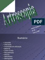 Artroscopia - Anderson