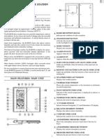 Manual Bar928 Oregon Scientific
