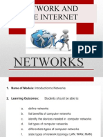 ICT FORM 2 INTRODUCTION OF NETWORKS