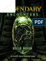 Legendary Encounters - Rules