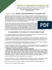 NGOCSD Climate Change Paper Paris 2015