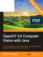 OpenCV 3.0 Computer Vision with Java - Sample Chapter